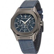 Maserati watch Fuoriclasse Multif IPGUN case Blue dial_R8851116001