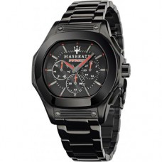 Maserati watch Fuoriclasse Multif Black case dial_R8853116001