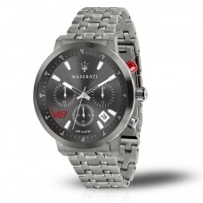 Maserati Watch 44mm CHR Gray Dail BR_R8873134001