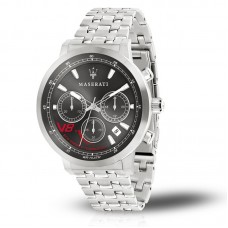 Maserati Watch 44mm CHR Grey Dail BR_R8873134003
